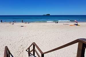 Mudjimba Beach